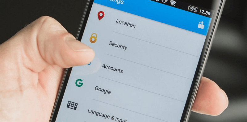 Создать Google Account