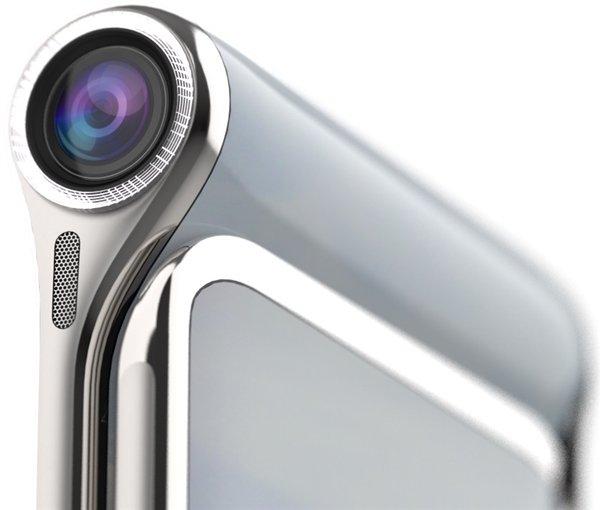Фантастический смартфон Turing HubblePhone получил четыре экрана, две SoC Snapdragon 855 и камеру с 15-кратным зумом