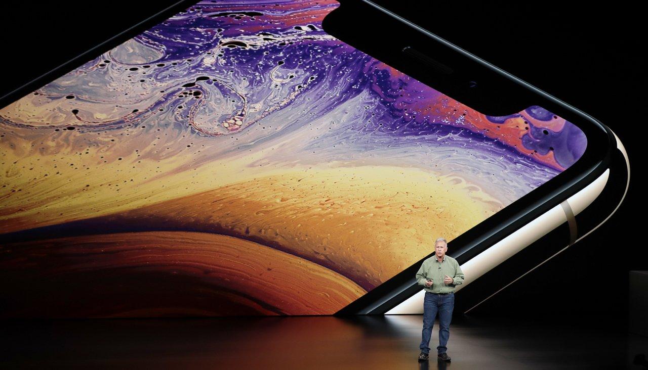 Презинтация Apple 12 сентября 2018 года