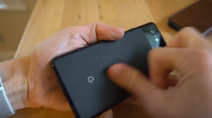 Google Pixel 3 X