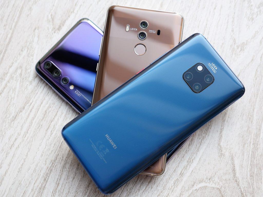 Huawei P20 Pro камера