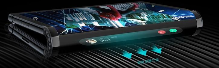 Анонс Royole FlexPai: гибкий смартфон на Snapdragon 8150