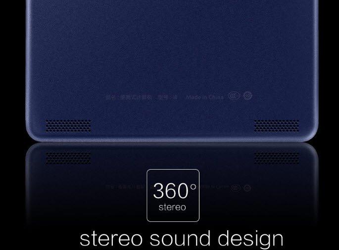 Планшет Voyo i8 получил 10-ядерную SoC Helio X27, 4 ГБ ОЗУ, два динамика и IPS-экран при цене 0
