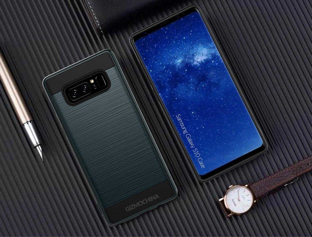 Показан дизайн флагманского смартфона Samsung Galaxy S10