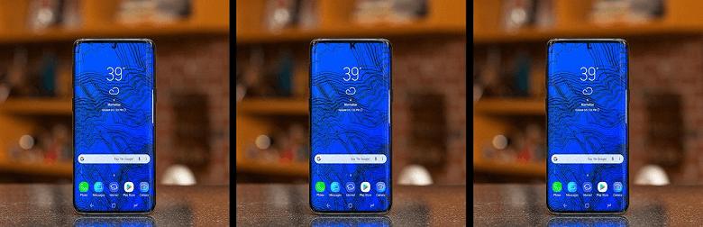 Флагманский смартфон Samsung Galaxy S10 будет выглядеть не так, как нам внушают