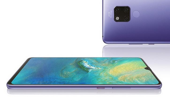 Анонс Huawei Mate 20 X – флагманский игровой планшетофон со стилусом