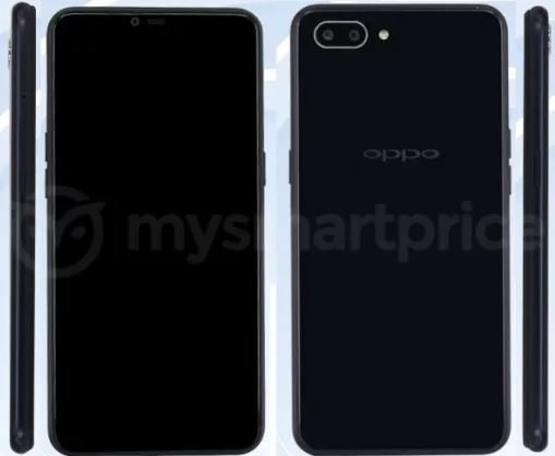 Китайский регулятор сертифицировал смартфоны Oppo PBBT30 и PBBM30