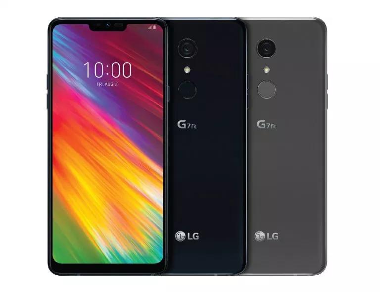 Смартфон LG Q9 может оказаться просто переименованным LG G7 Fit