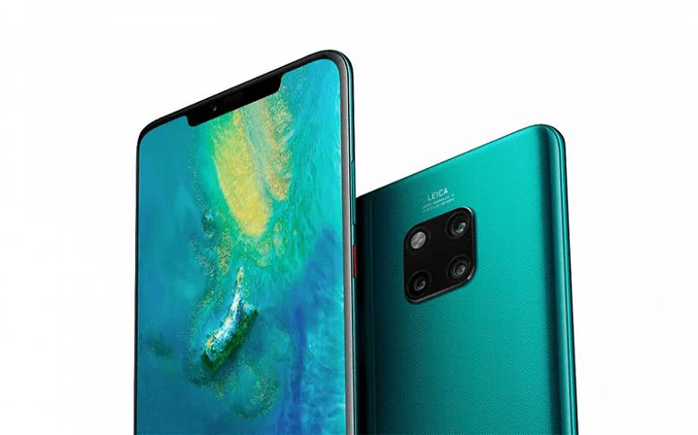 Брак экрана лучшего камерофона Huawei Mate 20 Pro проявляется только с дисплеями LG Display