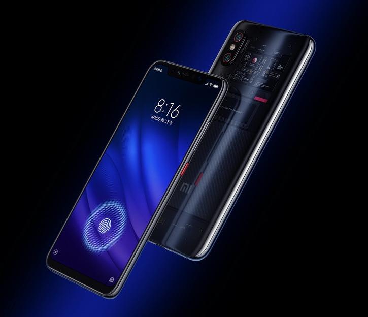 Анонс Xiaomi Mi 8 UD