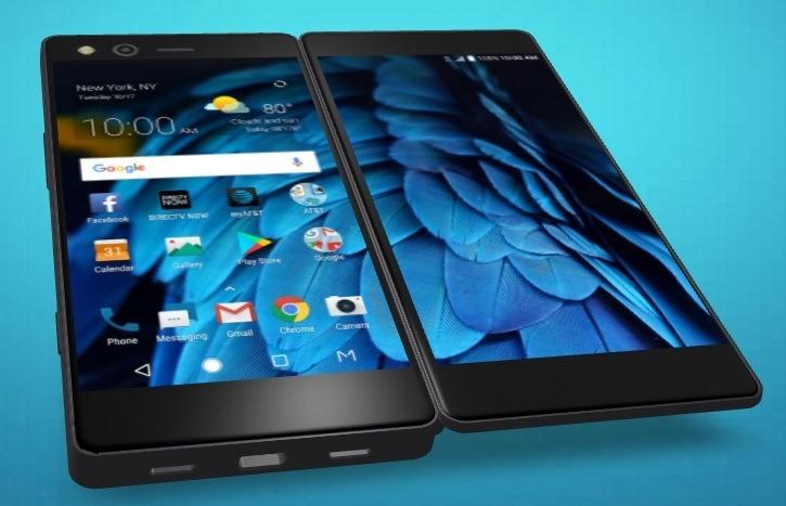 ZTE Axon M с двумя экранами доступен для предзаказа в «Связном» (цена)