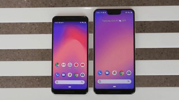 Google Pixel 3 и 3 XL не выполняют базовую функцию смартфона
