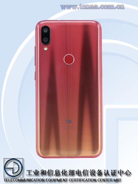 Таким может быть смартфон Xiaomi Mi Play – фото 1
