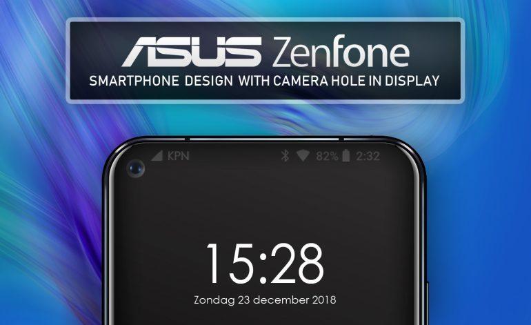 Новые ASUS ZenFone станут безрамочными с выдвижными камерами