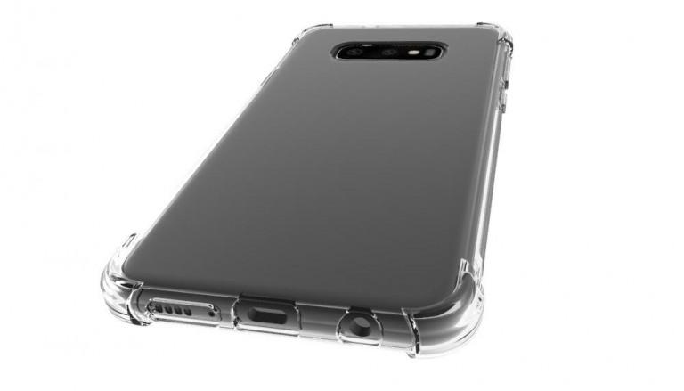 Слили новые изображения самой дешевой версии Samsung Galaxy S10