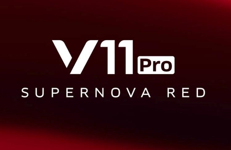 Vivo V11 Pro Supernova Red: смартфон в оригинальном цветовом исполнении
