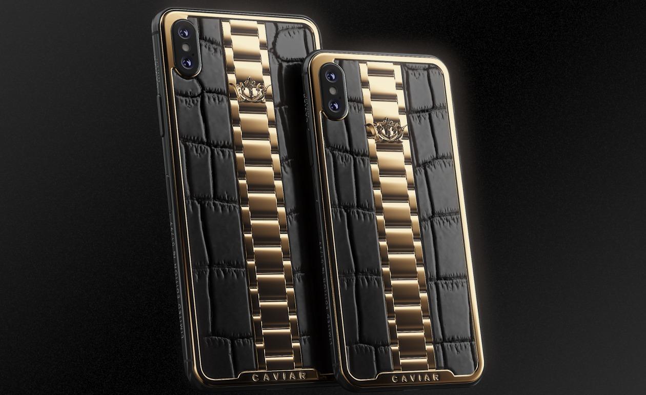 В России скрестили iPhone XS и Apple Watch 4