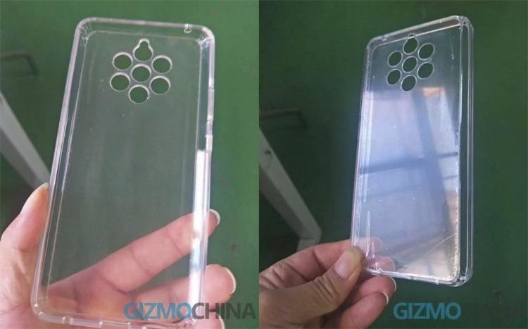 Фото чехла подтверждают наличие «револьверной» камеры у новинки Nokia