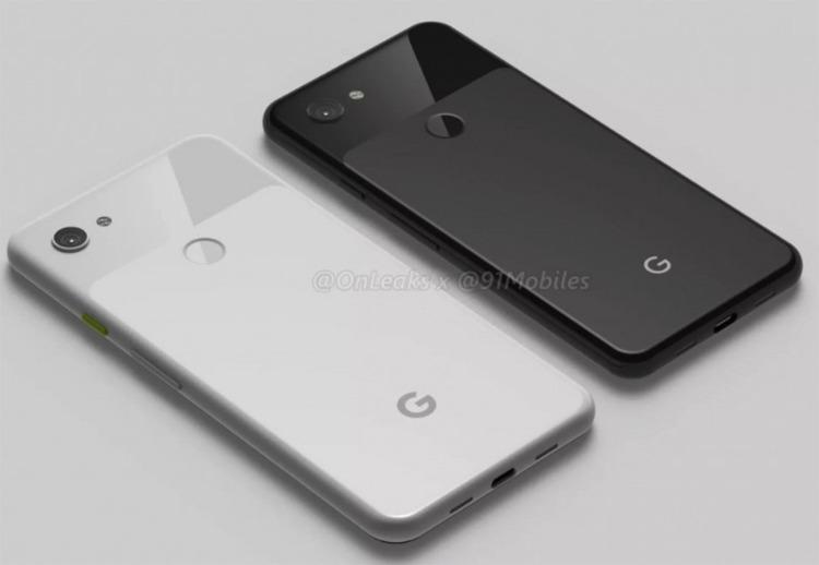 Анонс смартфонов Google Pixel 3 Lite и Pixel 3 XL Lite ожидается весной