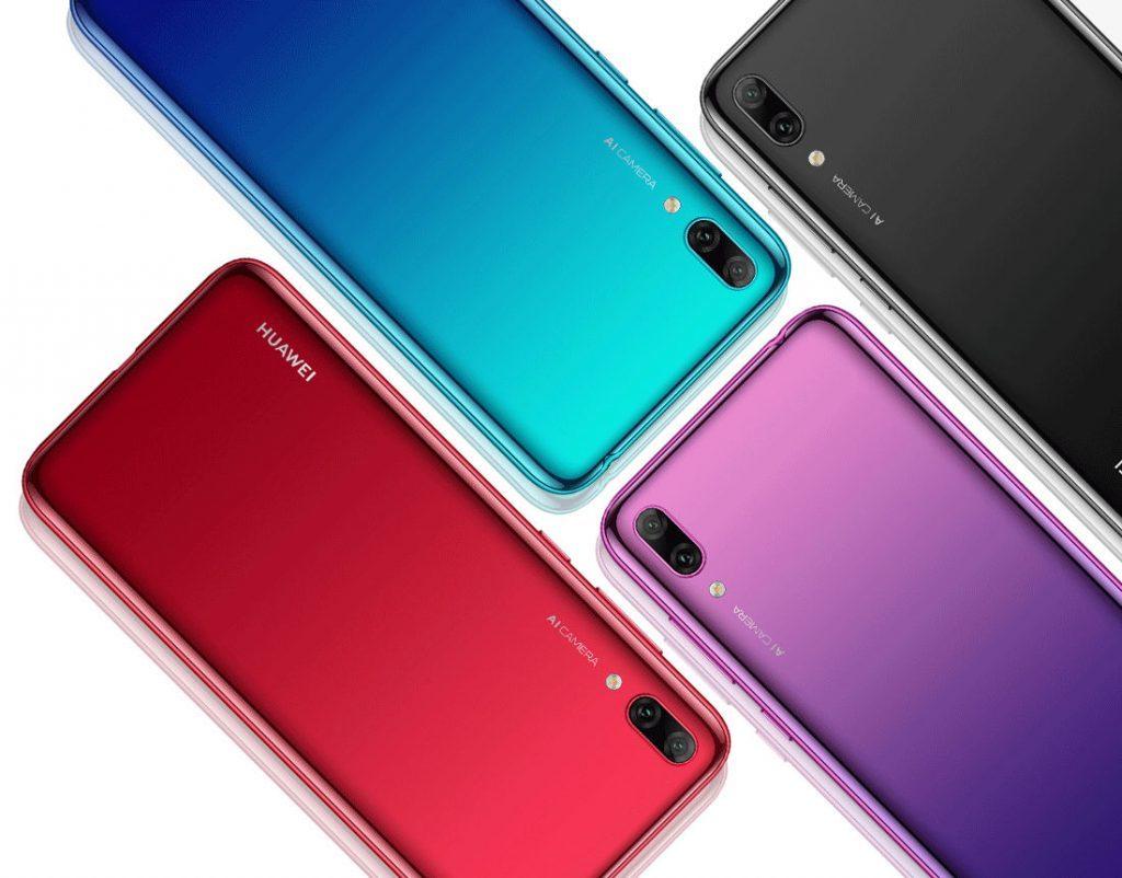 Huawei представила недорогой планшетофон Enjoy 9