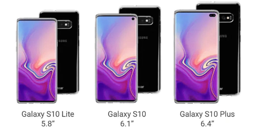 Рассекречены цены и сроки выпуска Samsung Galaxy S10