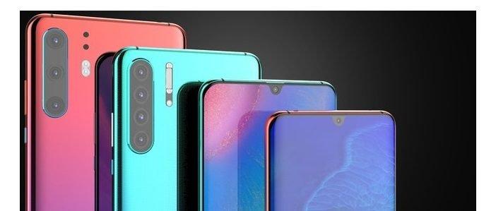 Видео дня: флагманские камерофоны Huawei P30 во всей красе