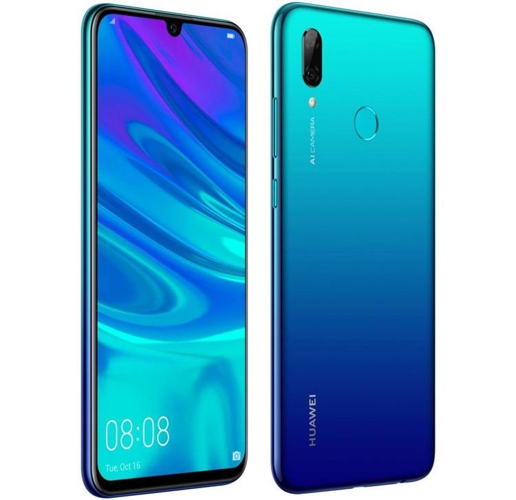 Ретейлер полностью рассекретил смартфон Huawei P Smart 2019