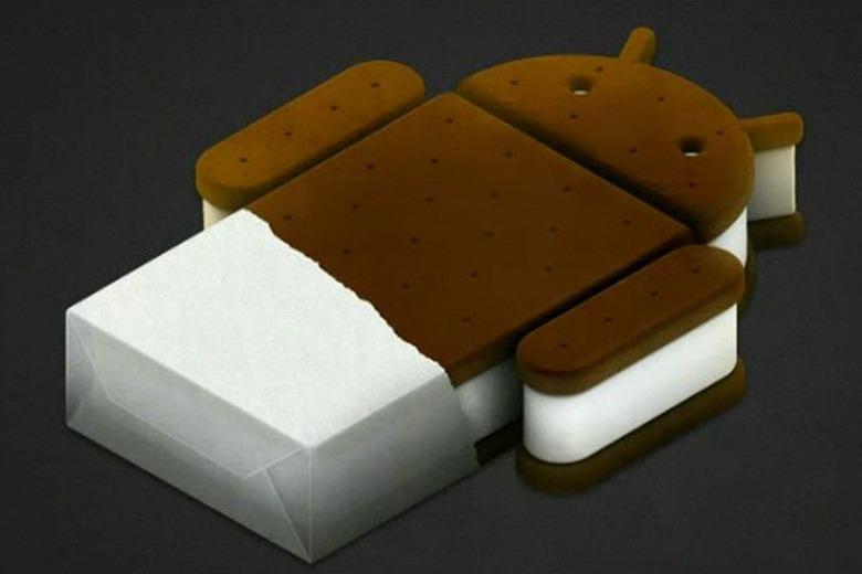Google прощается с Android 4.0 Ice Cream Sandwich