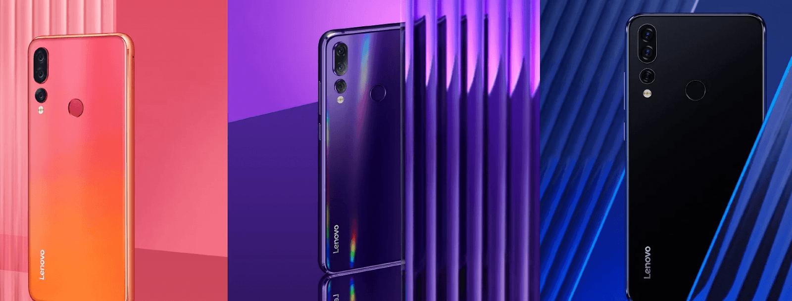 Экран Lenovo Z5s занимает 92,6% площади лицевой панели