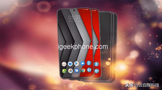 Появились изображения и характеристики смартфона Lenovo с дырявым экраном Samsung Infinity-O