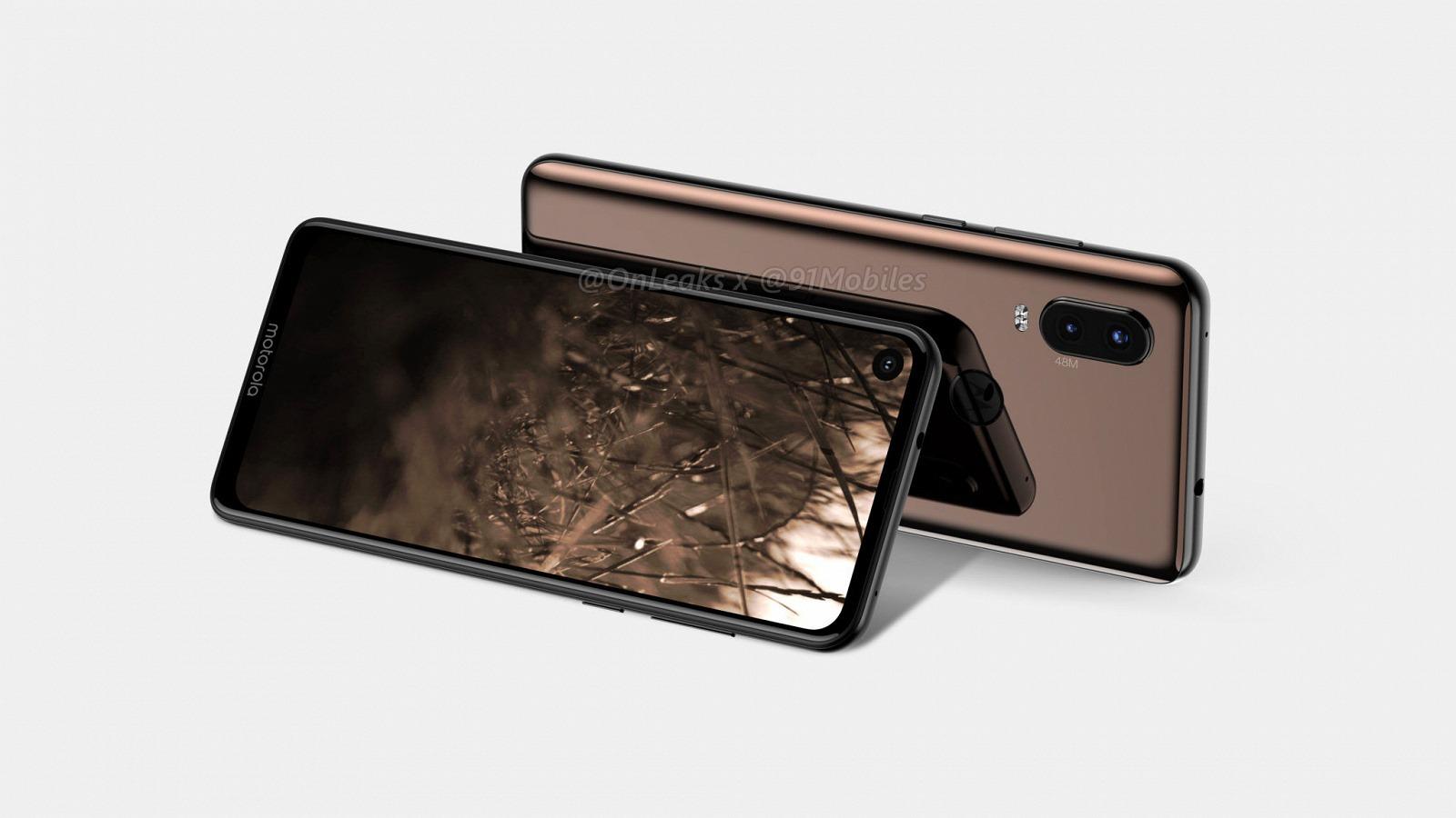 Галерея дня: мощный «дырявый» фаблет Motorola с 48-мегапиксельной камерой