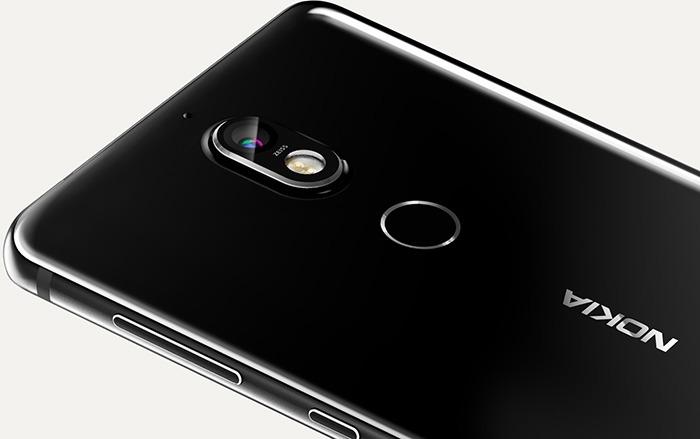 Смартфон Nokia 7 обновлен до Android 9.0 Pie