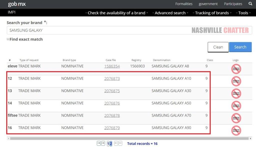 Подэкранные сканеры отпечатков пальцев будут у половины смартфонов Samsung серии Galaxy A нового поколения
