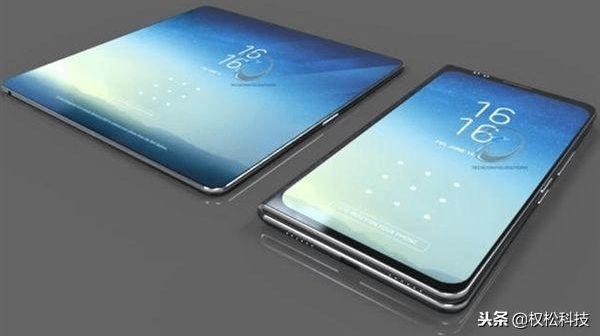 Появились новые детали о сгибающемся смартфоне Samsung Galaxy F1