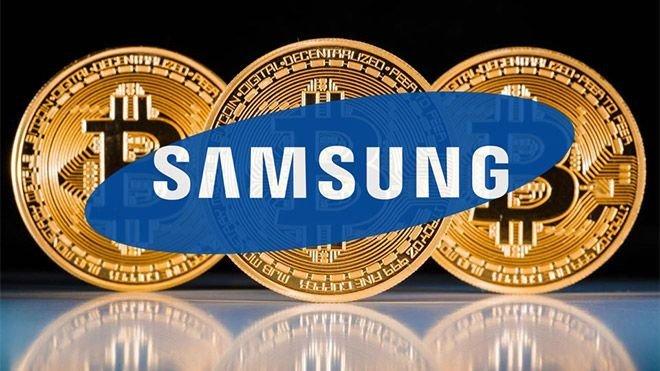 Samsung представит собственный криптовалютный сервис