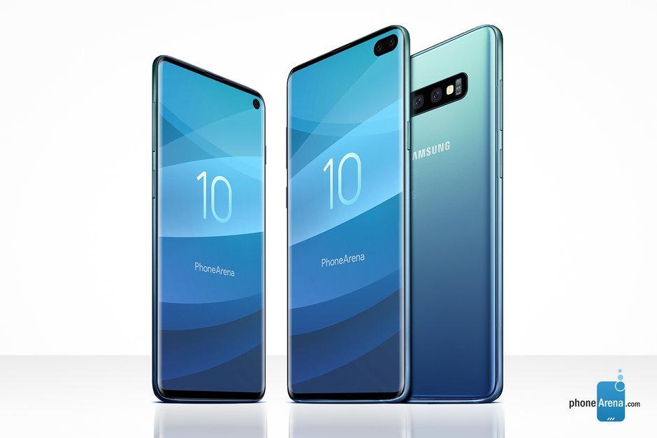 Среди новых флагманов Samsung может появиться модель Galaxy S10 Edge