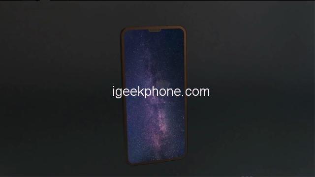 Гадания продолжаются. Ещё один вариант дизайна флагманского смартфона Xiaomi Mi 9
