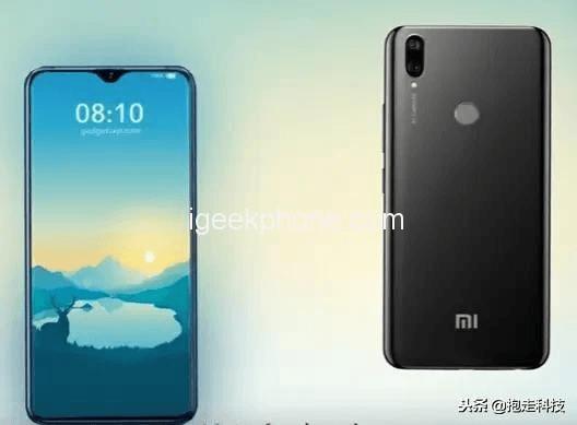 Появились изображения и характеристики смартфона Xiaomi Redmi 7