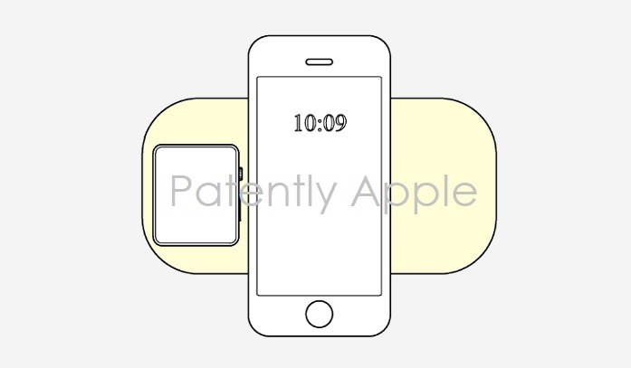 Apple запатентовала AirPower
