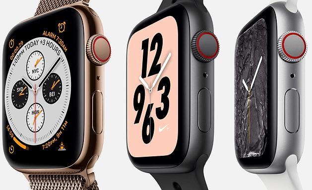 Из-за датчика ЭКГ срок возврата Apple Watch Series 4 увеличат с 14 до 45 дней