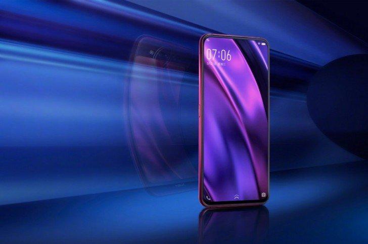 Представлен передовой смартфон Vivo NEX Dual Display: два экрана AMOLED, SoC Snapdragon 845, 10 ГБ ОЗУ и трехмерная камера