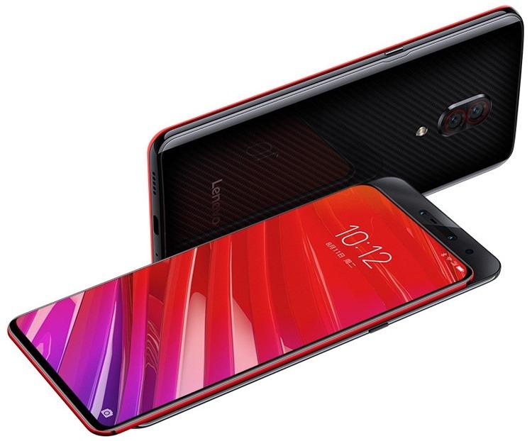 Lenovo Z5 Pro GT: первый в мире смартфон с чипом Snapdragon 855 и 12 Гбайт ОЗУ