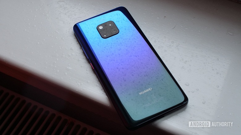 Очередное обновление сделает камеру смартфона Huawei Mate 20 Pro ещё лучше