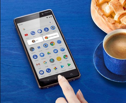 Nokia 7 и 8 получили обновление до Android 9