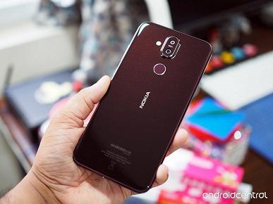 Представлен смартфон Nokia 8.1 - то же самое, что и Nokia X7, только на 60% дороже