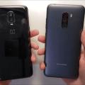 OnePlus 6T против Xiaomi Pocophone F1