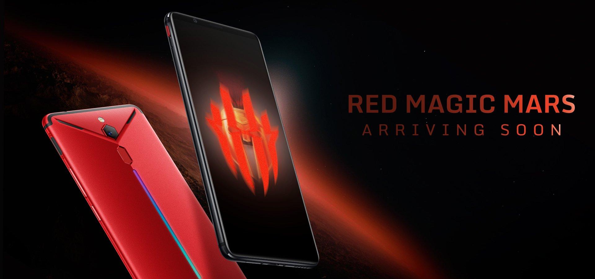 Официально: Nubia Red Magic Mars будет продаваться в Европе