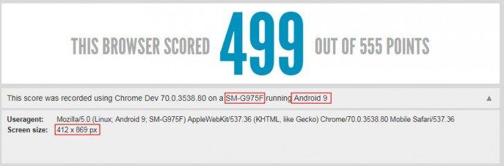 Смартфоны Samsung Galaxy S10 Lite и Galaxy S10+ впервые засветились в бенчмарке