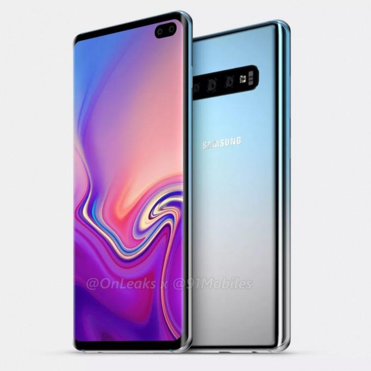 Samsung Galaxy S10: тайное стало явным