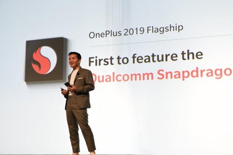 OnePlus подтвердила выход в 2019 году 5G-телефона на Snapdragon 855